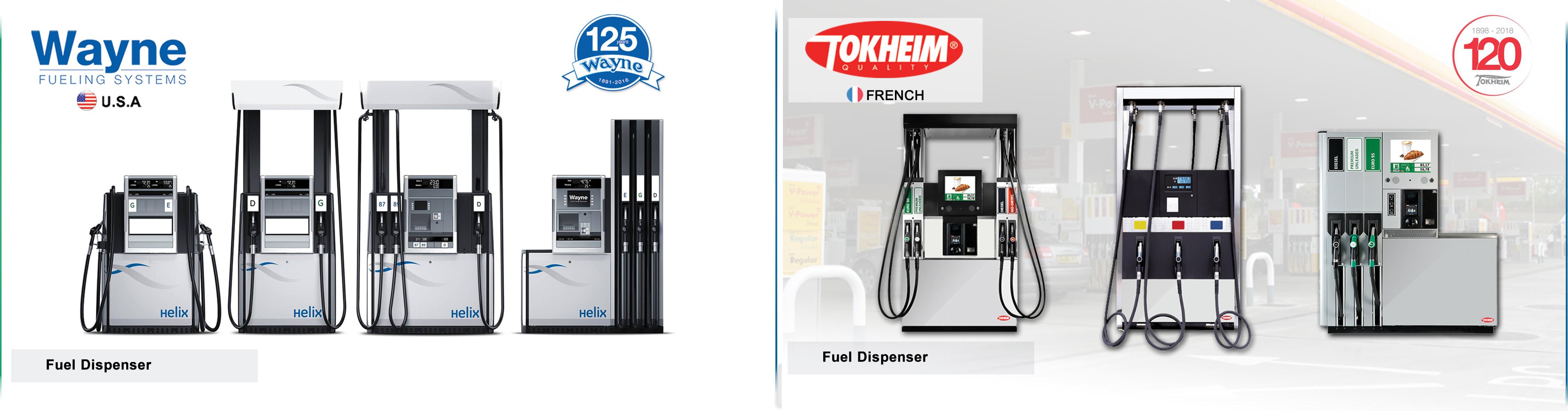 Quantium 430 Fuel Dispenser Pyei Sone Hein Group Of