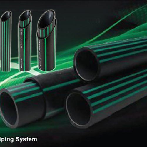 Franklin UPP Piping System