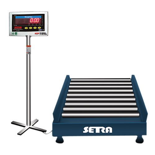 2' x 2.5'  Roller Scale ( With SP II Indicator) 600 kg