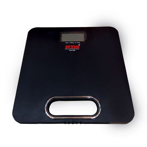Personal Body Scale (Black)