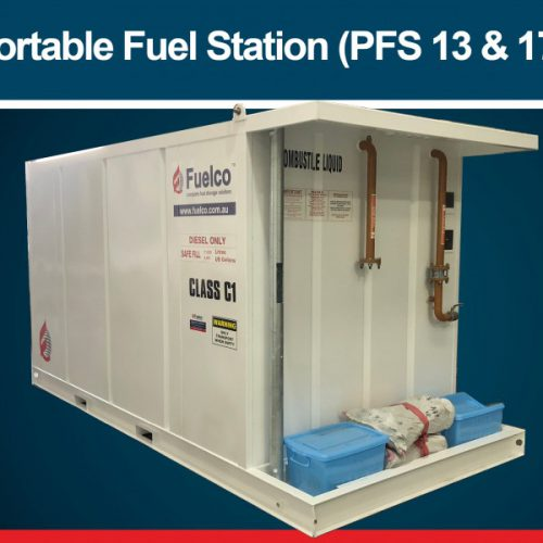 Portable Fuel System Tanks