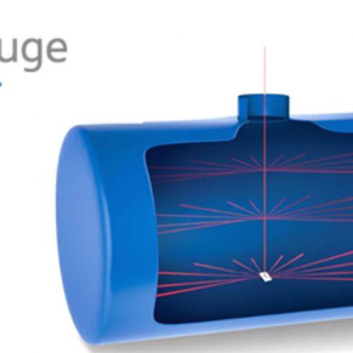 3D Laser Tank Calibration System