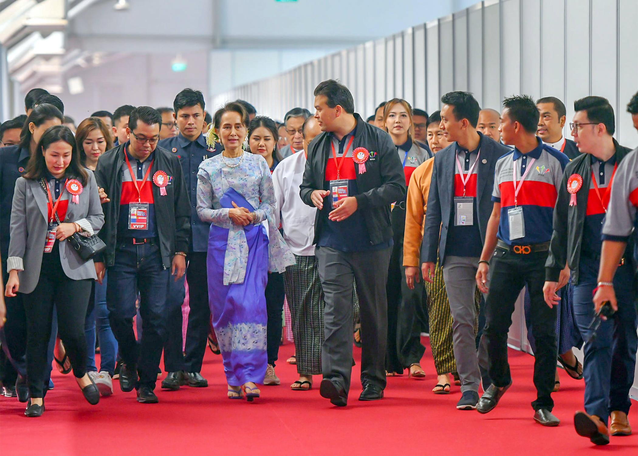 PSH Group Booth @ Myanmar Entrepreneurship Summit 2019,